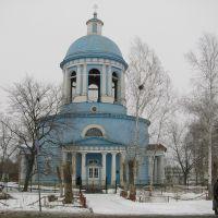 Бондарская церковь, Бондари