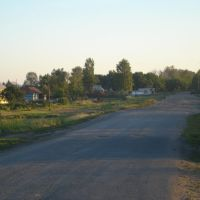 "дорога между совхозом ""Бондарсий"" и СХТ, Бондари"