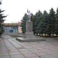 Центральная площадь, Жердевка