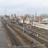станция Жердевка, Жердевка