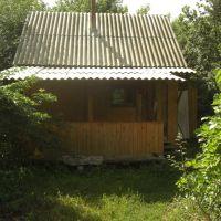 г. Жердевка Любимая баня на терассе реки САВАЛА (август 2009 г.), Жердевка