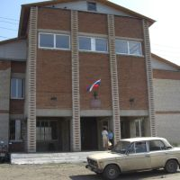 г. Жердевка Жердевский Районный Суд ул. Советская (август 2009 г.), Жердевка