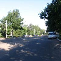 ул. Советская в Знаменке, Знаменка