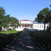 усадьба Строгановых в Знаменке, Знаменка