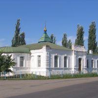 церковь в Знаменке, Знаменка