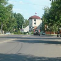 Знаменка центр, Знаменка