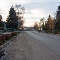 ул. Советская, Знаменка