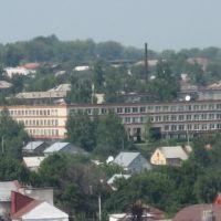 Инжавинская средняя школа №1, Инжавино