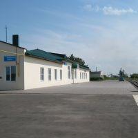 Railway station Inzhavino, Инжавино