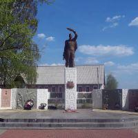Памятник Героям Великой Отечественной Войны., Инжавино