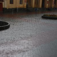 Дождь, Кирсанов