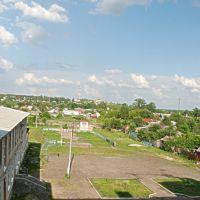 Вид из 5 школы, Кирсанов