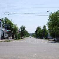 ул.Рабоче-Крестьянская, Кирсанов