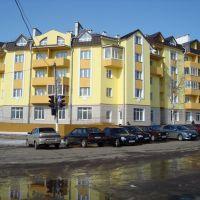 Новый дом, Кирсанов
