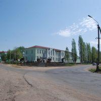 Уваровщинская школа, Кирсанов