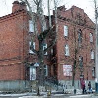 Октябрьская улица, Котовск