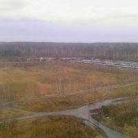 Жилка, гаражи, Котовск