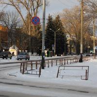 перекресток, Котовск