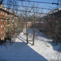 Зимний день, Котовск