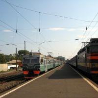Ж-д вокзал-1, Мичуринск