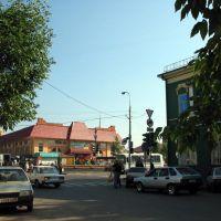Рынок, Мичуринск