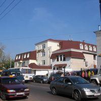 Пенсионный фонд, Мичуринск
