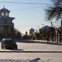 Filippova street, Мичуринск