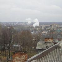Вид на спиртзавод, Мичуринск