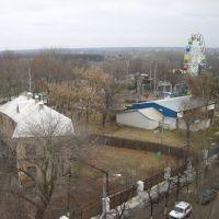 Вид на Горсад, Мичуринск