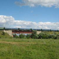Мордово - Железнодорожный мост через р. Битюг, Мордово