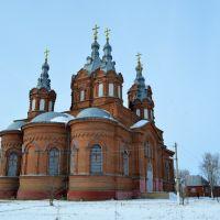 Мордово. Церковь Михаила Архангела, Мордово