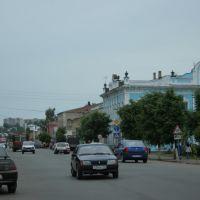 Internacionalnaya street, Моршанск