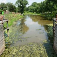 down-stream canal, Моршанск