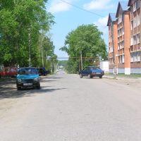 В районе больницы, Моршанск