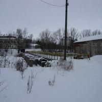 старый мост, Моршанск