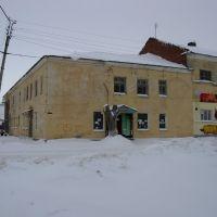 bathhouse, Моршанск