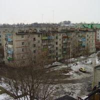 Вид с Пушкина 35 (№1), Моршанск
