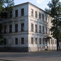 гуманитарный колледж, Моршанск