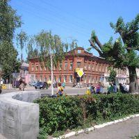 Красная Аптека, Моршанск