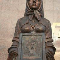 Памятник матери, Мучкапский