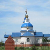 Храм., Мучкапский