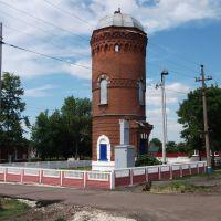 Водонапорная башня, Мучкапский