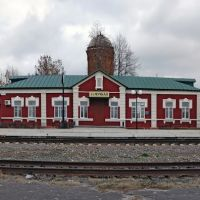 вокзальный комплекс, Мучкапский