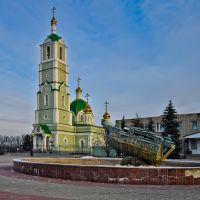 Церковь святого благоверного князя Александра Невского, Мучкапский