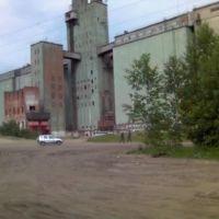 Izberdey Grain Elevator, Петровское