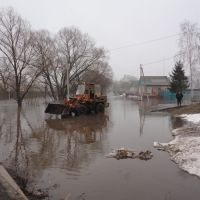 Весенний паводок, Пичаево