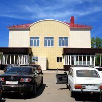 Школьный спортивный комплекс, Пичаево