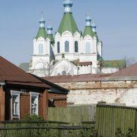 Свято-Троицкая церковь в селе Пичаево, Пичаево