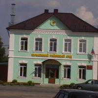Пичаевский Районный Суд, Пичаево