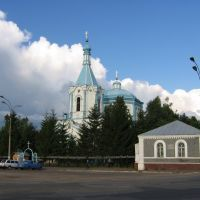 Церковь Иоанна Богослова (1879), Рассказово